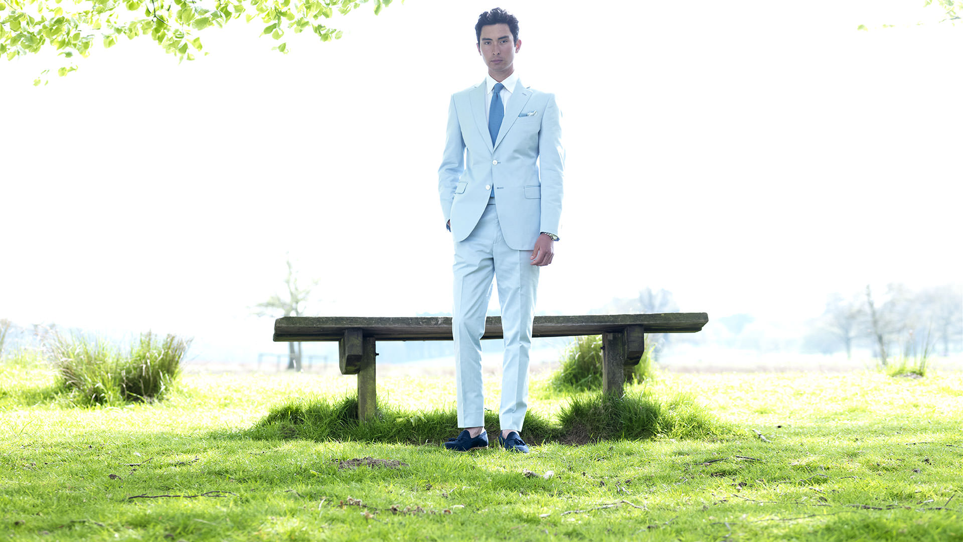 Mens fashion advertising photographer uk Gieves and hawkes