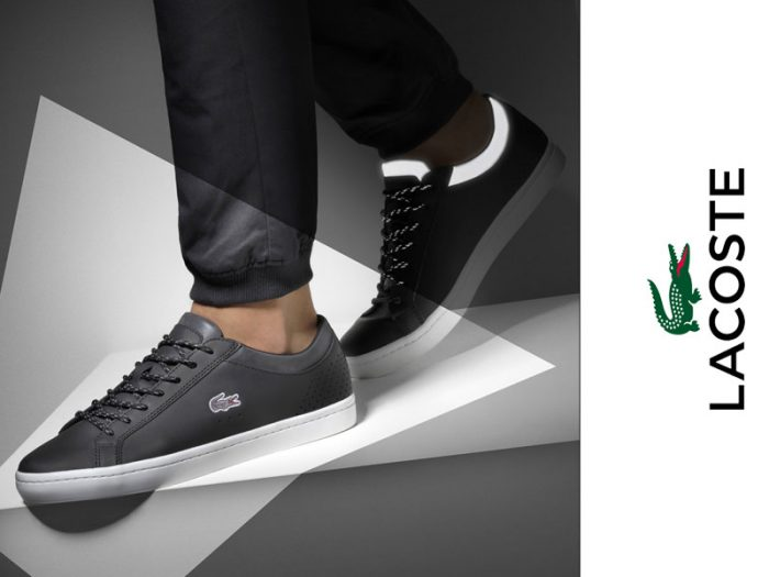Lacoste sneaker photographer