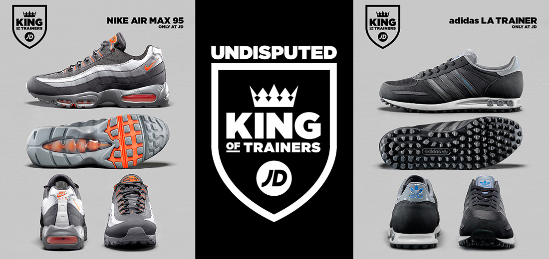 JD Sports King Of Trainers