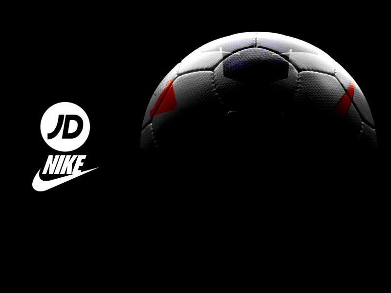JD Sports NIKE football photography