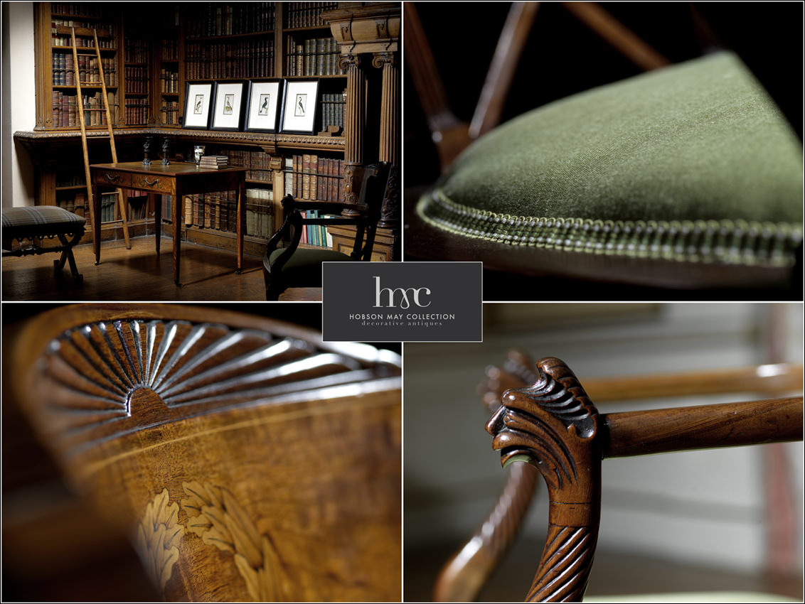 A lifestyle photography shoot for a company selling antiques. We shot all these images and more on location in the beautiful Arley Hall and Gardens.