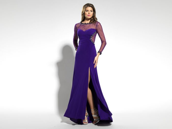 ball gown evening dress photography