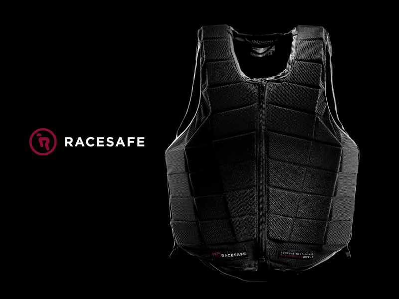 Equine body protector brand Racesafe asjed us to shoot he latest horse rider body protector. This shoot was done in our studio and the aim was to create some very dramatic photography for Racesfae to use on all equestrian press and social meadia.