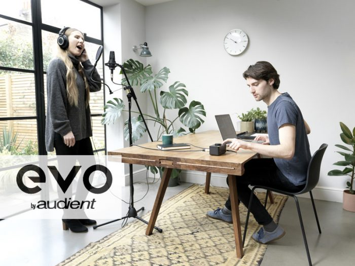 a location shoot for Audient for thier latest music product called Evo. We shot this advertising campaign shoot in a hired house in London with a great team.