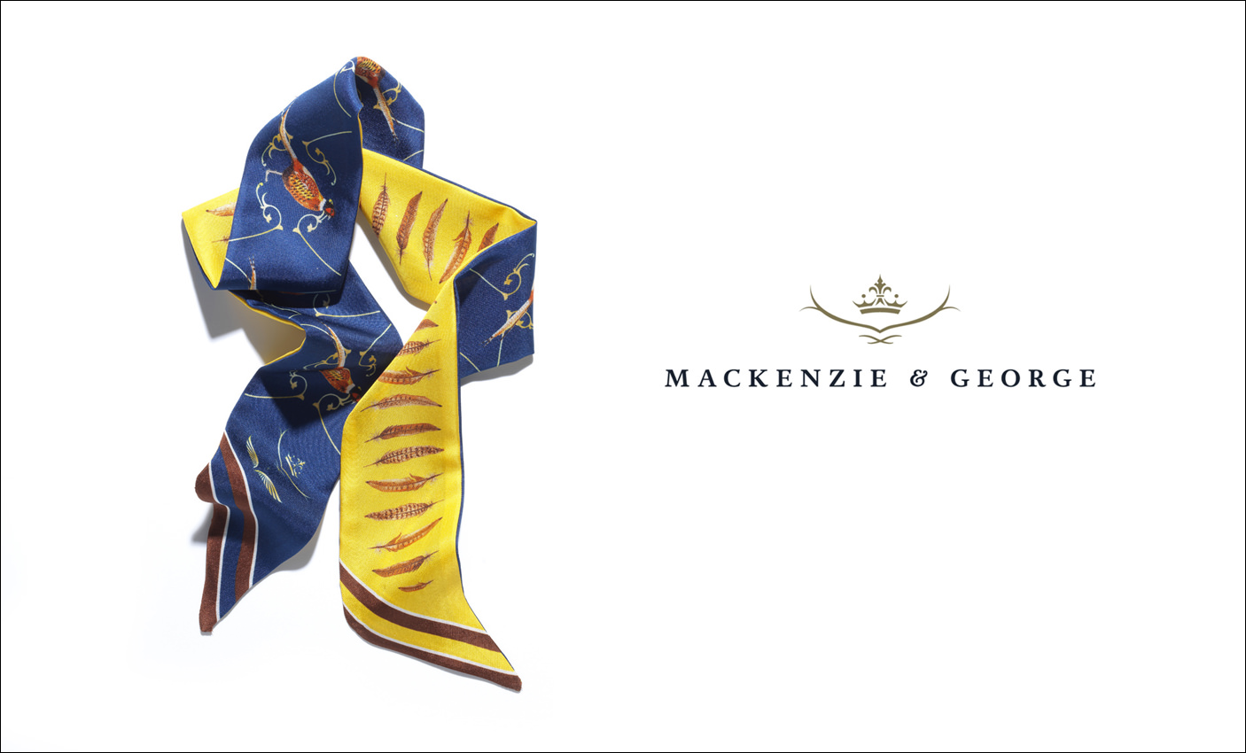 A still life fashion product for the brand Mackenzie And George. These fashion accessories were all styled and shot in house by Matthew Seed.