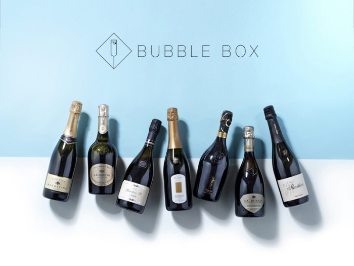 sparkling wine subscription service